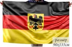Двухсторонний флаг Германии фото