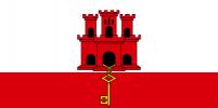 Флаг Гибралтара