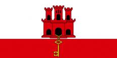 Флаг Гибралтара фото
