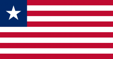 Флаг Либерии фото