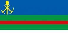 Флаг города Николаевск-на-Амуре фото