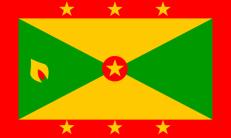 Флаг Гренады фото