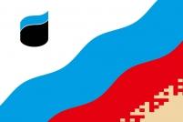 Флаг Губкинского