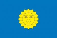 Флаг Истры фото