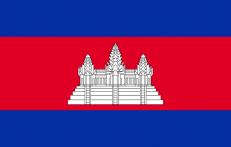 Флаг Камбоджи фото