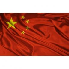 Флажок настольный «Флаг Китая» фото