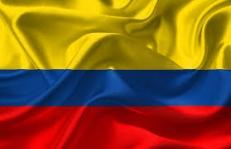 Флаг Колумбии фото
