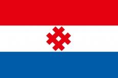 Флаг Коми-Пермяцкого округа фото