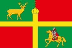 Флаг Красноармейского района фото