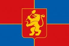 Флаг Красноярска фото