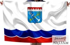 Флаг Ленинградской области фото