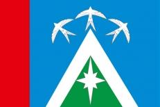 Флаг городского округа Луховицы Московской области фото