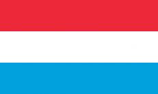 Флаг Люксембурга фото