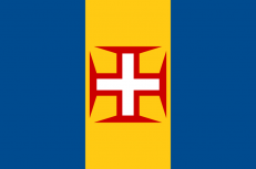 Флаг Мадейры фото