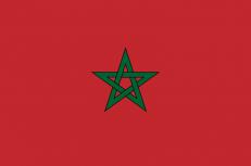 Флаг Марокко фото