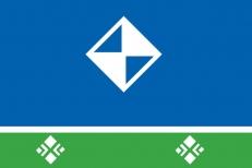 Флаг Мирного Якутия фото