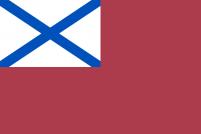 Флаг Морчастей Внутренних Войск МВД РФ