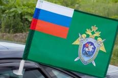 Флаг на машину «Следственный комитет России» фото