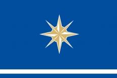 Флаг Надыма фото