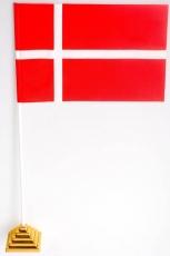 Флажок настольный «Флаг Дании» фото