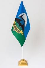 Флаг настольный 10 бригада спецназа фото
