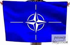 Флаг НАТО фото