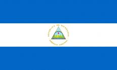 Флаг Никарагуа фото
