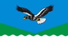 Флаг Николаевского района фото