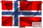 Флаг Норвегии фотография