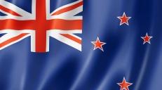 Флаг Новой Зеландии фото