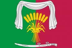 Флаг Новопокровского района фото