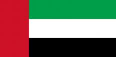 Флаг Объединённых Арабских Эмиратов фото