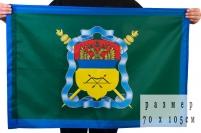 Флаг Оренбургского Казачьего войска 70x105 см