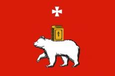 Флаг Перми фото