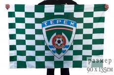 Флаг ПФК «Терек» фото