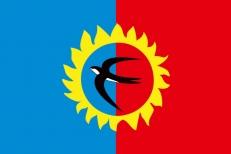 Флаг Пожарского района фото