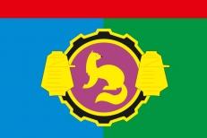 Флаг Пушкинского района фото