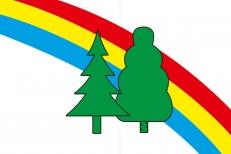 Флаг Радужного фото