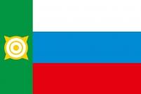 Флаг Республики Хакасия 1992 года