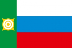 Флаг Республики Хакасия 1992 года фото