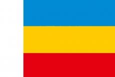 Флаг Ростовской области фото