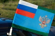 Флаг Росжелдора на машину фото