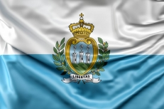 Флаг Сан-Марино фото