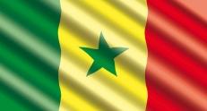 Флаг Сенегала фото
