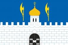 Флаг Сергиева Посада фото