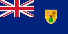 Флаг Сёркс и Кайкос фото