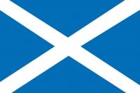 Флаг Шотландии