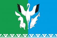 Флаг Шурышкарского района ЯНАО фото