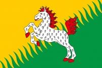 Флаг Сивинского района