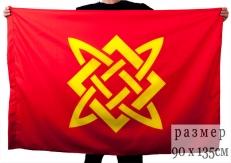 Флаг «Славянское солнце» фото
